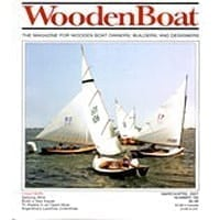 Wooden Boat Issue 195