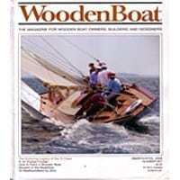 Wooden Boat Issue 207